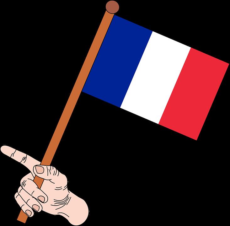 Cờ nước Pháp xuất hiện đầu tiên trong cuộc cách mạng Pháp năm 1789